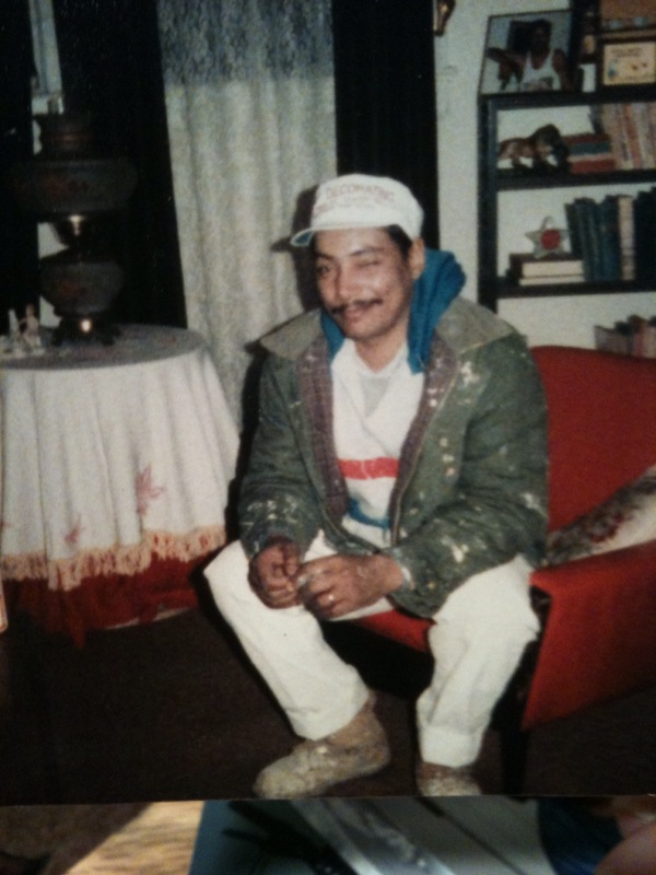 Dad, circa 1985